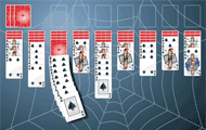 spider solitaire on line
